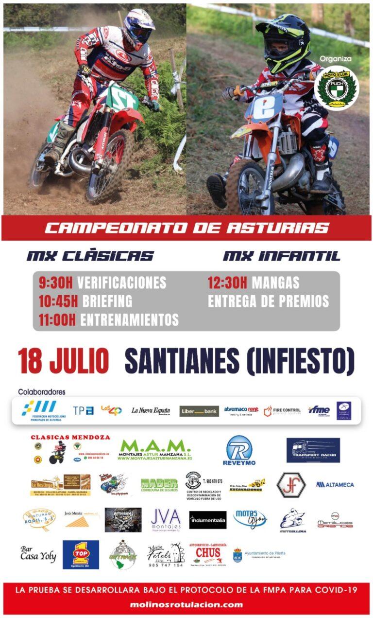 MX CLASICAS Y MX INFANTIL SANTIANES