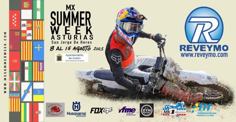 MX SUMMER WEEK 2021