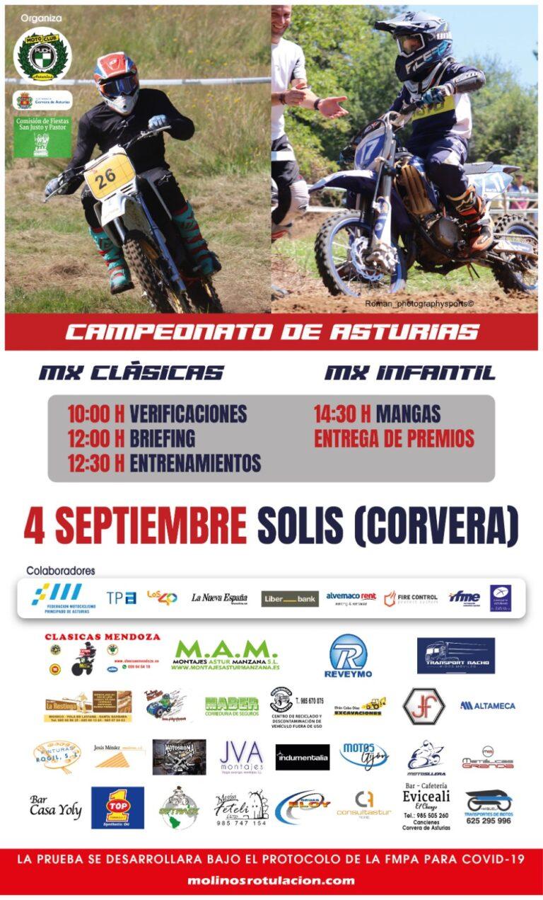 Mx Clásicas y Mx Infantil – Solis (Corvera)