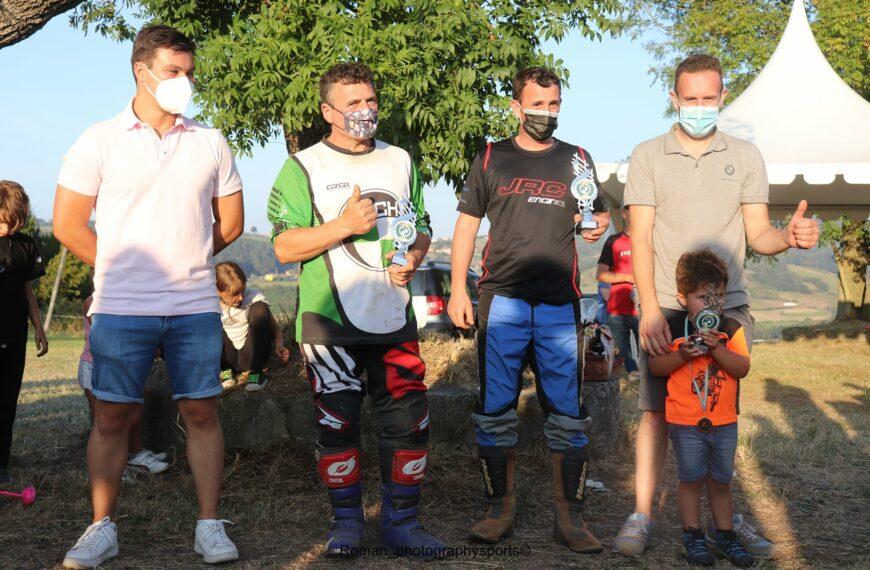 Espectacular jornada de Motocross Clásico la que se vivió este sábado en Solís.