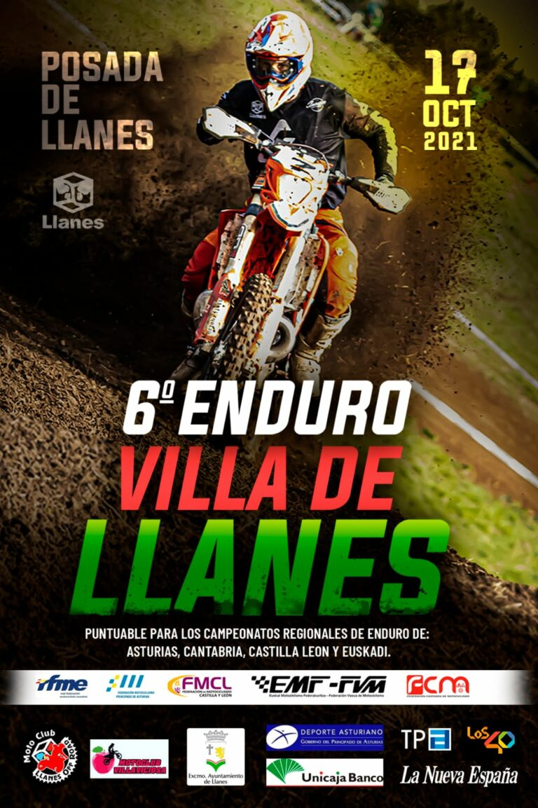 Vuelve el Enduro a Llanes